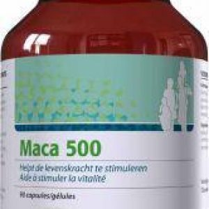 Metagenics Maca 500mg Capsules