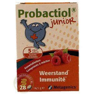 Metagenics Probactiol Junior Kauwtabletten