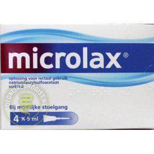 Microlax Microklysma