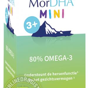 Minami MorDHA Mini Softgels