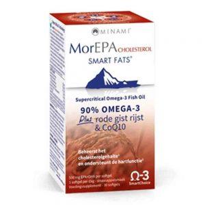 Minami MorEPA Cholesterol Softgels 60st