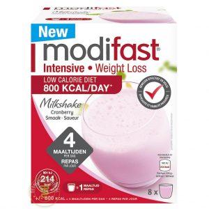 Modifast Intensive Milkshake Cranberry