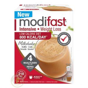 Modifast Intensive Milkshake Koffie