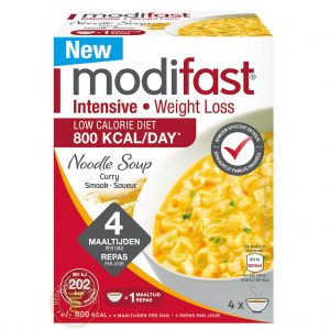 Modifast Intensive Noodle Soup Curry
