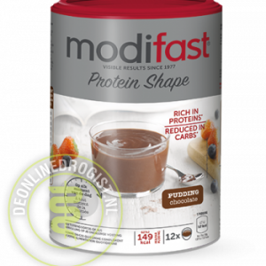 Modifast Protein Shape Pudding Chocolade