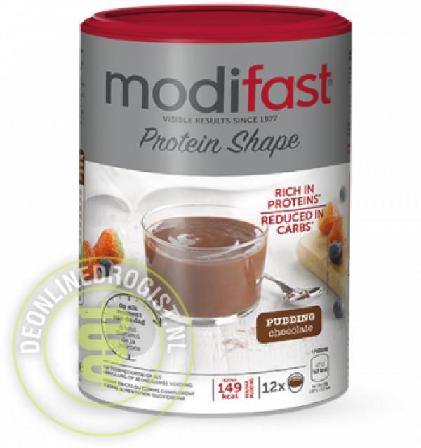 Modifast Protein Shape Pudding Chocolade