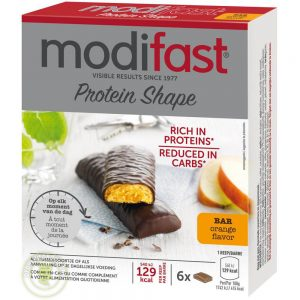 Modifast Protein Shape Reep Sinaasappel