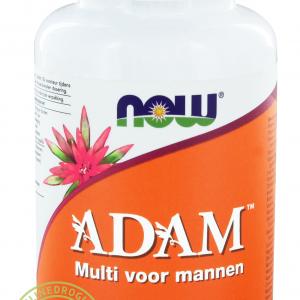 NOW Adam Multi Voor Mannen Tabletten 60st