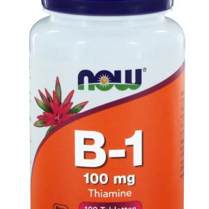 NOW B-1 100mg Tabletten 100st