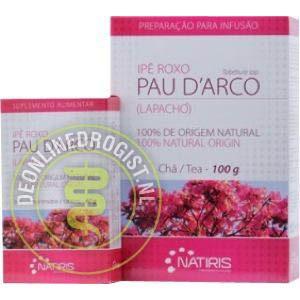 Natiris Pau D' Arco 300 Tabletten 100st