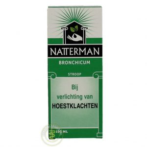 Natterman Bronchicum Stroop 100ml
