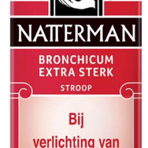 Natterman Bronchicum Stroop Extra Sterk