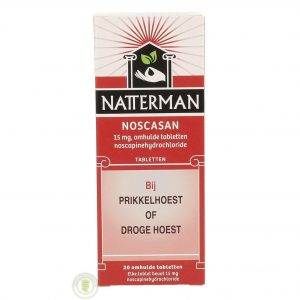 Natterman Noscasan 15 mg Tabletten