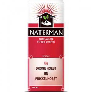 Natterman Noscasan Stroop Framboos