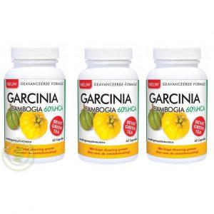 Natusor Garcinia Cambogia 60% Hca Afslankpillen