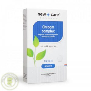 New Care Chroom Complex Tabletten 60st