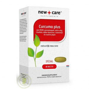 New Care Curcuma Plus Tabletten