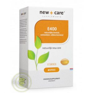 New Care E400 Vitaminen Capsules