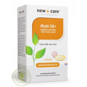 New Care Multi 50+ Tabletten