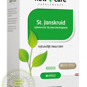 New Care Sint Janskruid Capsules