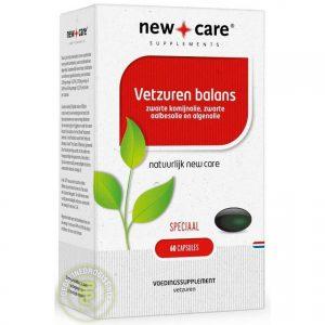 New Care Vetzuren Balans Capsules 60st