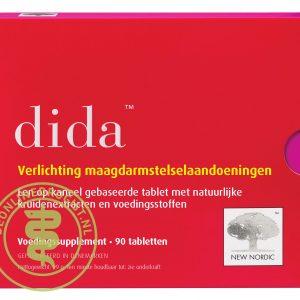 New Nordic Bio Dida Kaneel Tabletten