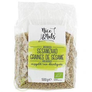 Nice & Nuts Sesamzaad Ongepeld