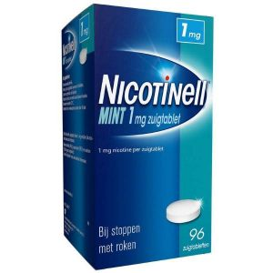 Nicotinell Zuigtabletten 1mg Mint
