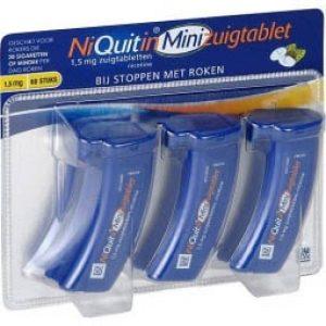 Niquitin Minizuigtabletten 1