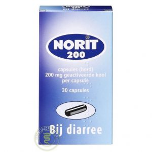 Norit Capsules 200mg