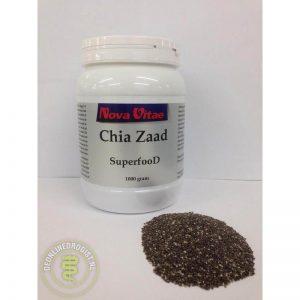 Nova Vitae Superfood Chia Zaden 1000gr