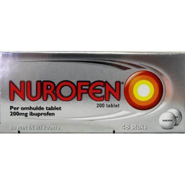 Nurofen 200mg Tabletten 48st