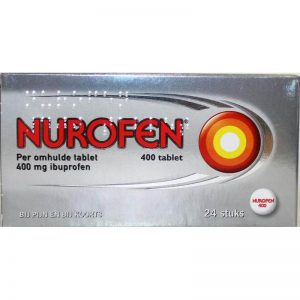 Nurofen 400mg Tabletten 24st