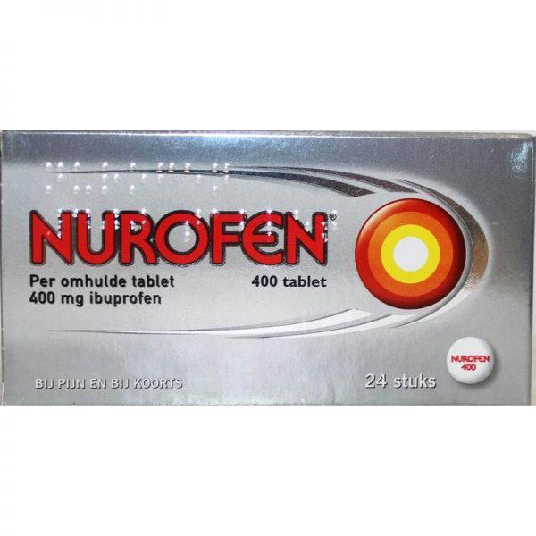 Nurofen 400mg Tabletten 24st