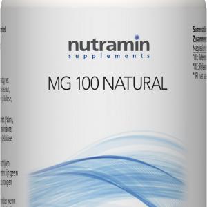 Nutramin MG 100 Natural Tabletten