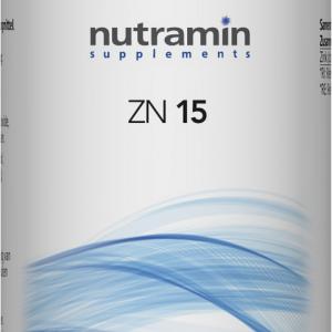 Nutramin Zn 15 Tabletten