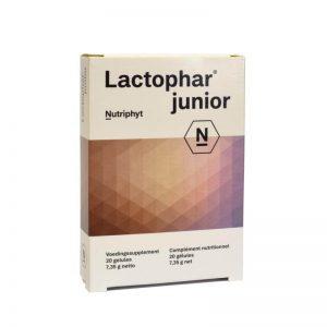 Nutriphyt Lactophar Junior Capsules