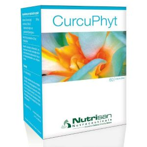 Nutrisan CurcuPhyt Capsules 60st