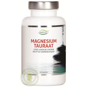 Nutrivian Magnesium Tauraat Capsules 60st