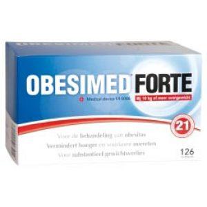 Obesimed Forte Afslankpillen 126st