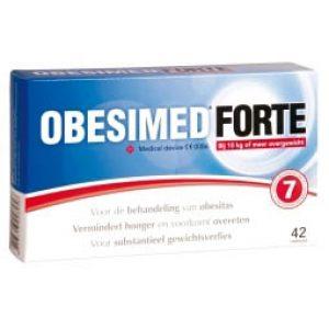 Obesimed Forte Afslankpillen 42st