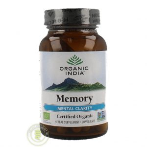 Organic India Memory Capsules