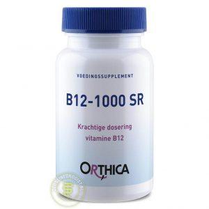 Orthica B12 1000 SR Tabletten 30ST