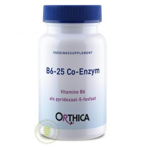 Orthica Co-Enzym B6-25 Capsules
