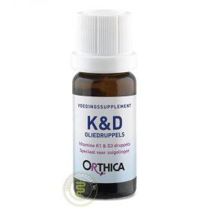 Orthica K&D Druppels 10ml