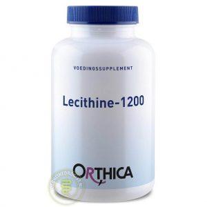 Orthica Lecithine 1200 Capsules