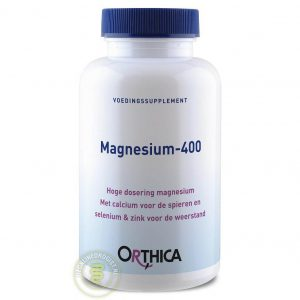 Orthica Magnesium-400 Tabletten 120st
