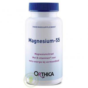 Orthica Magnesium-55 Tabletten