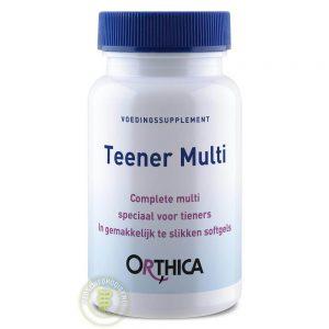 Orthica Teener Multi Softgels 60st