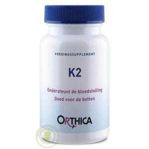 Orthica Vitamine K2 Capsules
